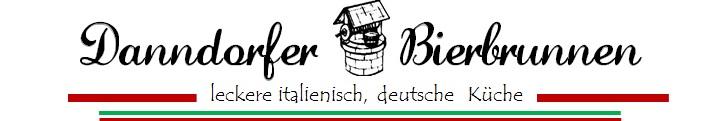 Logo & Webdesign Entwurf Danndorfer Bierbrunnen